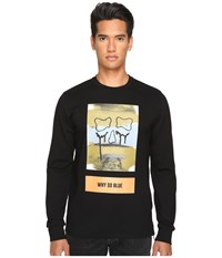 Pyer Moss Meaning Of Life Tee Black
