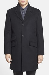 Men's Vince Camuto Topcoat Black