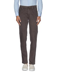 Jeckerson Trousers Casual Trousers Men Cocoa