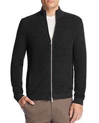 Theory Avell Breach Full Zip Cardigan 100 Bloomingdale's Exclusive Black
