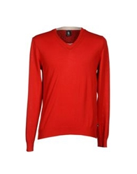 Marina Yachting Sweaters Red