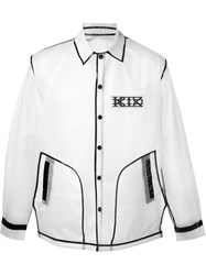 Ktz Longsleeved Shirt Jacket Nude And Neutrals