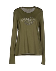 Polo Jeans Company T Shirts Military Green
