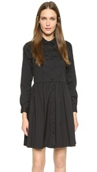 Steven Alan Dexter Dress Black