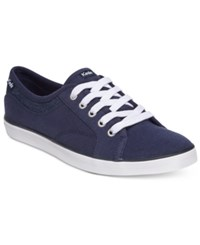 Keds Women's Coursa Lace Up Sneakers Women's Shoes Navy