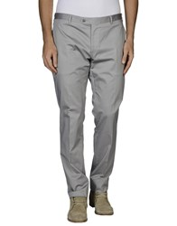 Nardelli Trousers Casual Trousers Men Grey