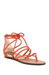 Vince Camuto Adalson Thong Sandal Red