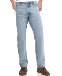 Nautica Big And Tall Jeans Relaxed Fit Jeans Rocky Point Blue