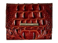 Brahmin Hope Pecan Handbags Brown