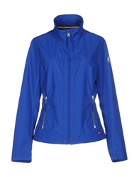 Napapijri Coats And Jackets Jackets Women Blue