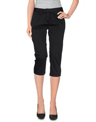 Perfection Trousers 3 4 Length Trousers Women Black