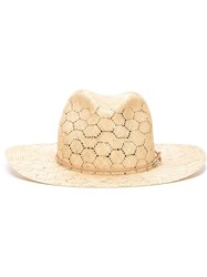 Rag And Bone Rag And Bone Paper Straw Hat Nude And Neutrals