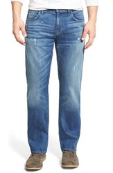 Men's Hudson Jeans 'Wilde' Distressed Relaxed Fit Jeans Seabed