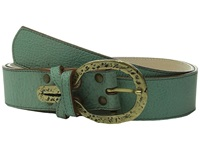 Leather Rock 1429 Turquoise Women's Belts Blue