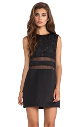C Meo Little Dreams Dress Black
