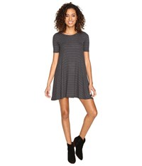 Billabong Lost Heart Dress Off Black Women's Dress