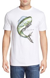 O'neill Men's Jack 'Trophy' Regular Fit T Shirt White