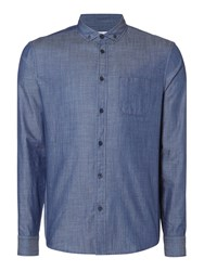 Criminal Men's Connor Ls Shirt Indigo