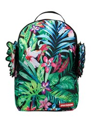Sprayground Floral Printed Backpack With Wings
