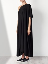 John Lewis Kin By Limited Edition One Sleeve Oversized Dress Black