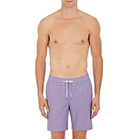 Onia Men's Charles Swim Trunks Light Purple