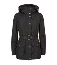 Barbour International Outlaw Waterproof Jacket Female Black