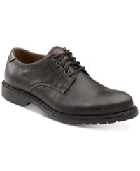 G.H. Bass And Co. Men's Allen Plain Toe Oxfords Men's Shoes Dark Brown