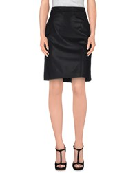 Hugo Skirts Knee Length Skirts Women Black