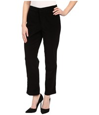 Nydj Petite Petite Corynna Ankle Black Women's Casual Pants