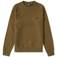 Paul Smith Pill Logo Crew Sweat Green