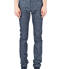 Lanvin Denim Skinny Pants Grey