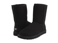 Ugg Classic Short Black Men's Pull On Boots