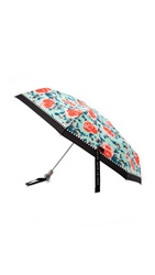 Marc By Marc Jacobs Jerrie Rose Umbrella Pale Jade Multi