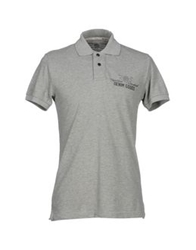 Replay Polo Shirts Light Grey