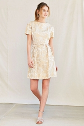 Urban Renewal Vintage Gold '50S Bow Dress Assorted