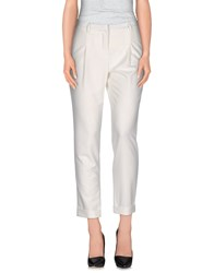 Noshua Trousers Casual Trousers Women White