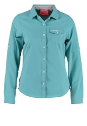Craghoppers Blouse Turquoise Blue