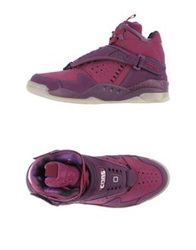 Converse Cons High Tops And Trainers Mauve