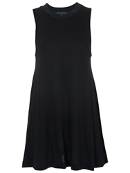 French Connection Betty Swing Sleeveless Top Black