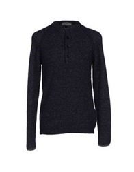 M.Grifoni Denim Sweaters Black