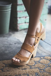 Free People Dover Suede Clog