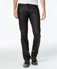 Inc International Concepts Brandon Slim Fit Black Wash Jeans Only At Macy's