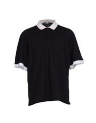 Lab. Pal Zileri Polo Shirts Dark Blue