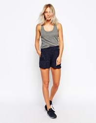 Bench Loose Fit Boyfriend Shorts Navy