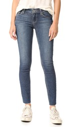 Paige Verdugo Skinny Ankle Jeans Axel