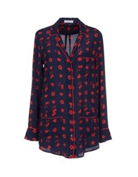 Shirts Dark Green