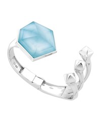 Stephen Webster Superstud Crystal Haze Bangle Female White Gold