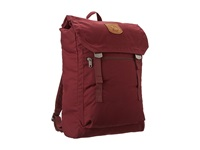 Fj Llr Ven Foldsack No. 1 Dark Garnet Backpack Bags Tan