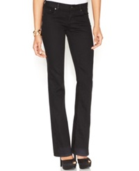 Guess Low Rise Bootcut Jeans Silicone Wash