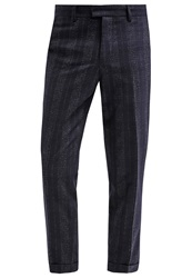 Filippa K M. Rick M. Terry Suit Navy Dark Blue